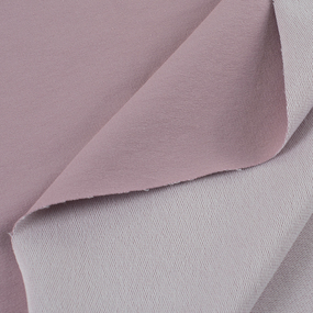 Ткань на отрез футер с лайкрой 223-1 цвет сухая роза фото