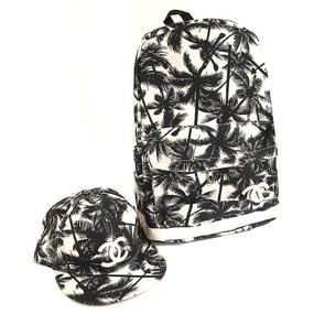 Школьный рюкзак + бейсболка Тропики фото