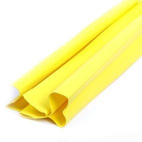 Фоамиран в листах 006/1 цв.темно-желтый (122) 1 мм 60х70 см фото