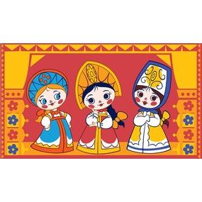 Полотенце Лицензия Вовка 40/70 см расцветки в ассортименте фото