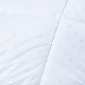 Одеяло Лебяжий пух 140/205 300гр/м2 чехол поплекс фото