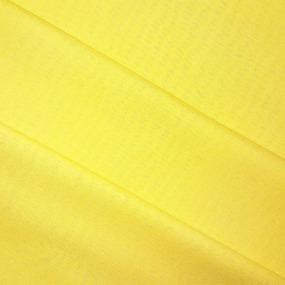 Полулен 150 см 70017 цвет желтый фото