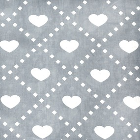 Ткань на отрез бязь плательная 150 см 1958 цвет серый фото