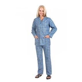 Пижама женская фланель набивная 48-50 уценка фото