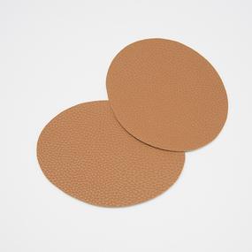 Заплатка под кожу коричневый упаковка 2шт 14,5*11см фото