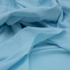 Ткань на отрез кулирка М-2065 цвет светлая бирюза фото