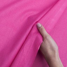 Ткань на отрез бязь М/л Шуя 150 см 10620 цвет розовый 2 фото
