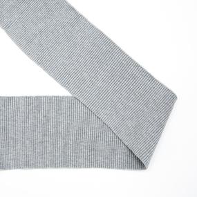 Подвяз 12*80см серый фото