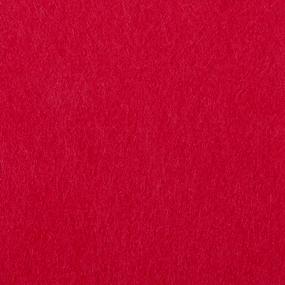 Фетр листовой мягкий IDEAL 1мм 20х30см арт.FLT-S1 цв.601 красный фото