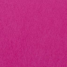 Фетр листовой мягкий IDEAL 1мм 20х30см арт.FLT-S1 цв.609 ярк.розовый фото