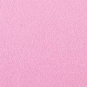 Фетр листовой мягкий IDEAL 1мм 20х30см арт.FLT-S1 цв.613 св.розовый фото