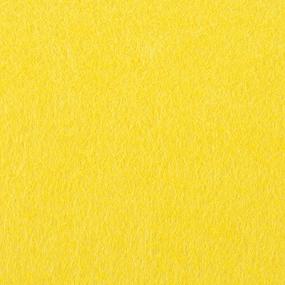 Фетр листовой мягкий IDEAL 1мм 20х30см арт.FLT-S1 цв.643 желтый фото