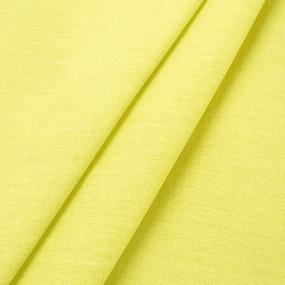 Поплин гладкокрашеный 220 см 115 гр/м2 цвет лимон фото