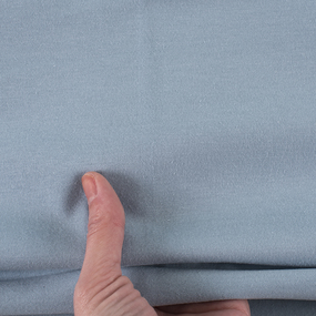 Ткань на отрез кулирка Optik 7853 цвет серый фото