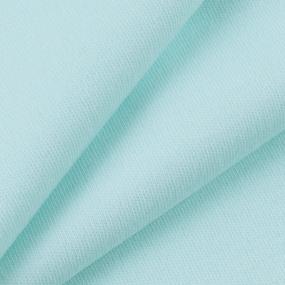 Ткань на отрез интерлок цвет ментол фото