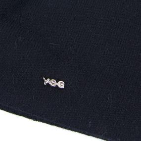 Шапка женская на флисе 4 цвет черный фото