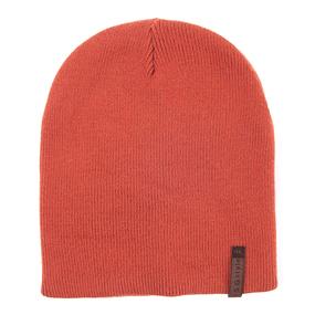 Шапка женская 2 цвет оранжевый фото