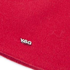 Шапка женская на флисе 4 цвет красный фото