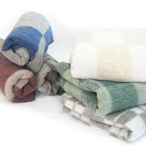 Одеяло п/ш (полушерсть) детское 100х140 см 500 гр/м2 фото