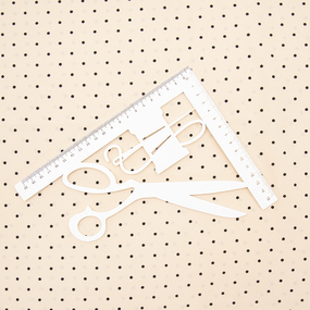 Ткань на отрез супер софт 1604 Пшено цвет молочный фото