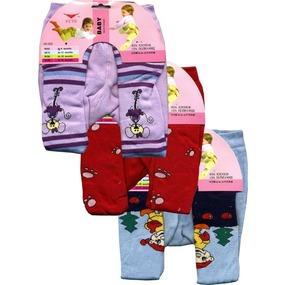 Детские махровые колготки Fute Baby 202 6-12 месяцев фото