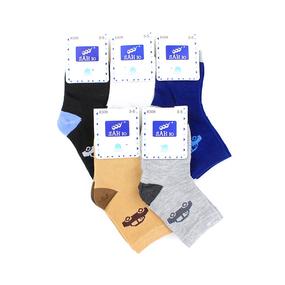 Детские носки Ланю 8308 хлопок размер 8-12 фото