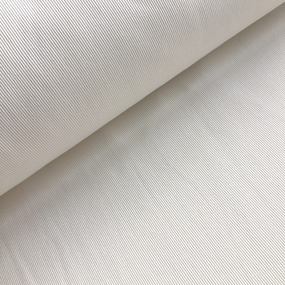 Ткань на отрез кашкорсе 3-х нитка с лайкрой цвет экрю фото