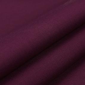 Сатин гладкокрашеный 085BGS фиолетовый air jet фото