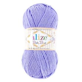 Пряжа для вязания Ализе BabyBest (90%акрил, 10%бамбук) 100гр цвет 043 фото