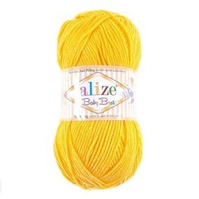 Пряжа для вязания Ализе BabyBest (90%акрил, 10%бамбук) 100гр цвет 216 фото