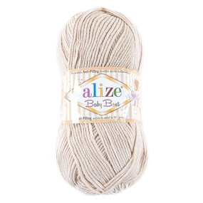 Пряжа для вязания Ализе BabyBest (90%акрил, 10%бамбук) 100гр цвет 310 фото