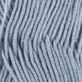 Пряжа для вязания Ализе BabyBest (90%акрил, 10%бамбук) 100гр цвет 344 серый фото