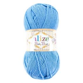 Пряжа для вязания Ализе BabyBest (90%акрил, 10%бамбук) 100гр цвет 674 фото