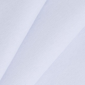 Маломеры рибана с лайкрой цвет белый 0.3 м фото