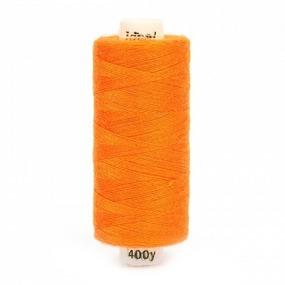 Нитки бытовые Ideal 40/2 100% п/э 378 рыжий фото