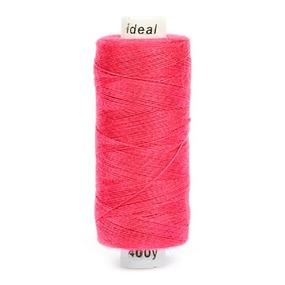 Нитки бытовые Ideal 40/2 100% п/э 178 розовый фото