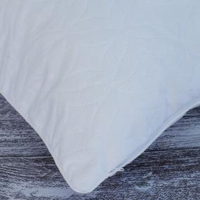 Подушка холофайбер шарики чехол ультрастеп микрофибра 40/40 фото