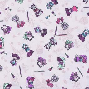 Ткань на отрез фланель о/м 150 см 21238/2 Модница фото