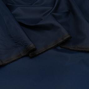Ткань на отрез таффета 150 см 190Т цвет синий фото