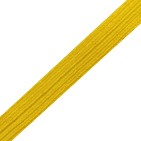 Тесьма №23 желтый 10 мм уп 10м фото