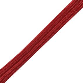 Тесьма №36 красный 10 мм уп 10м фото