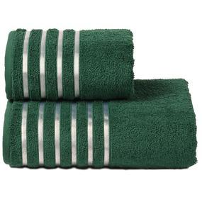 Полотенце махровое Tapparella ПЦ-2601-2537 50/90 см цвет темно-зеленый фото