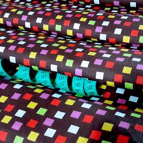 Ткань на отрез бязь плательная 150 см 7119/2 фото