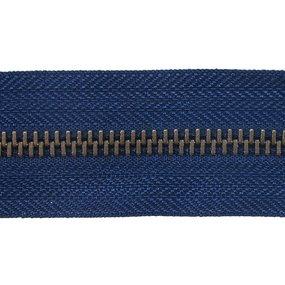 Молния джинсовая антик №5 18 см цвет F330 (318) фото