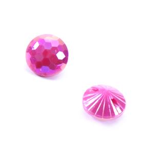 Пуговицы Блузочные 11 мм цвет А098 розовый упаковка 24 шт фото