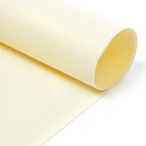 Набор листового фоамирана 029/1 (102) цв.античный белый 1 мм уп.50 листов 30х35 см фото