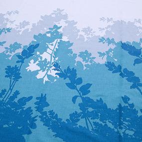 Мерный лоскут Бязь Шуя 220 см 76191 цвет бирюза фото