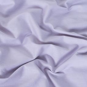 Ткань на отрез сатин гладкокрашеный 220 см 14-3805 цвет сирень фото