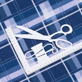 Фланель Престиж 150 см набивная арт 525 Тейково рис 21204 вид 1 Кристиан фото