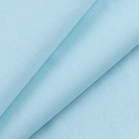 Ткань на отрез бязь ГОСТ Шуя 150 см 10210 цвет незабудка фото